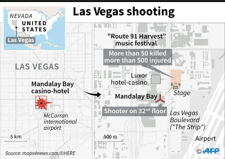 Motive Sought For Deadliest Mass Shooting In Modern Us History 58