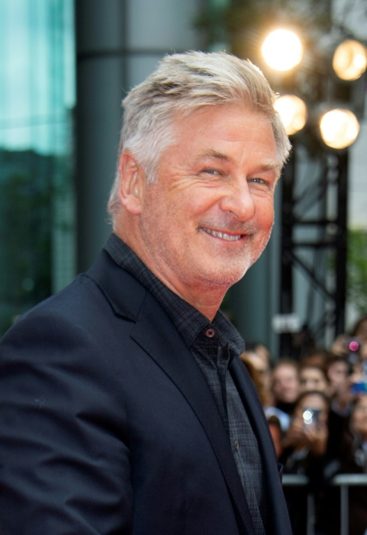 Actor Alec Baldwin -- shown here at the Toronto International Film Festival earlier this month -- is up for another Emmy for his portrayal of Donald Trump on