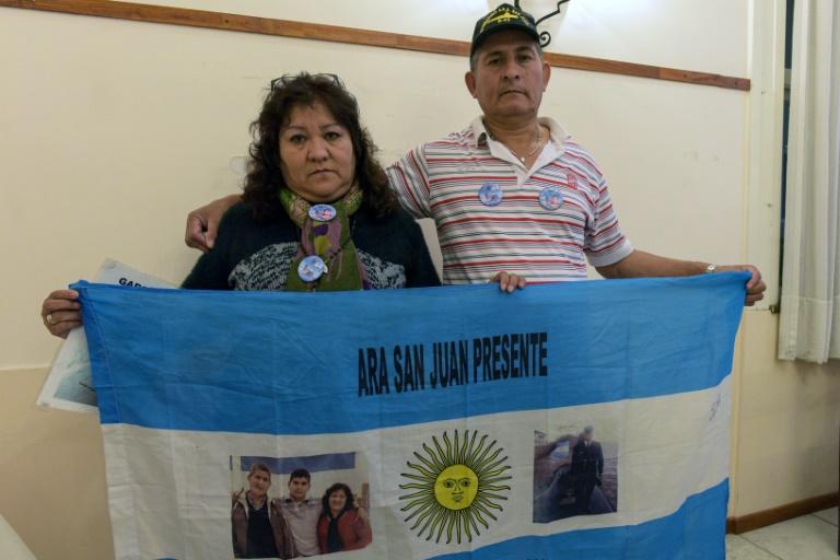 Victoria Morales and Luis Garcia, in Mar del Plata on November 7, 2018