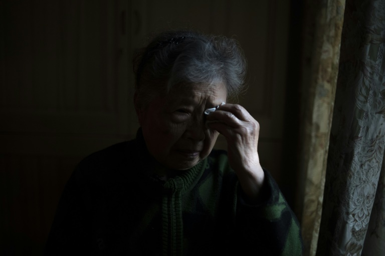 Pu Wenqing has tried unsuccessfully to obtain medical bail for her son Huang Qi, who suffers from a range of ailments