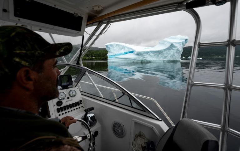 Iceberg Corridor' sparks tourist boom on Canada's east coast | AFP
