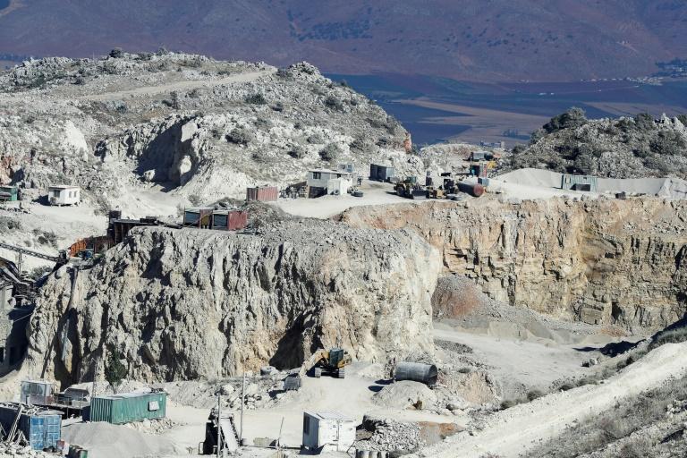Lebanon activists in uphill battle against illegal quarries