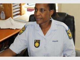 Sergeant Nurse Sanyane of Norwood police.