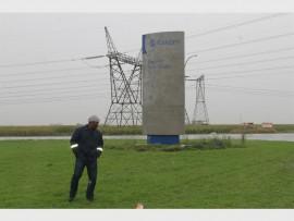 Eskom's Grootvlei Power Station in Mpumalanga.