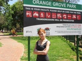 Newly-elected Ward 73 councillor, Mia Snyman, has set her sights on improving service delivery in the area.