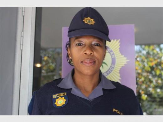 Sergeant Iris Phoko from Parkview Police Station.