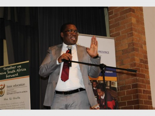 Education MEC, Panyaza Lesufi urges parents to instil a culture of reading. Lesufi launched the Drop all and Read Campaign at Saxonwold Primary School on 9 September.