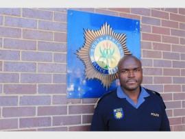 Captain Richard Munyayi of Jeppe Police Station.