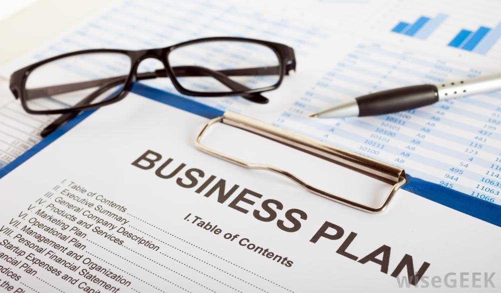 How to write a short business plan