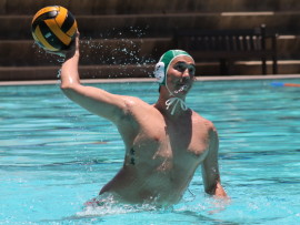 Dean Whyte is almost able to play water polo for South Africa again after an injury.
