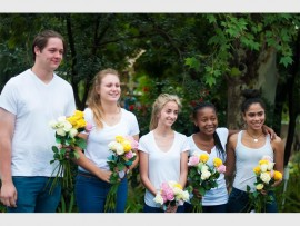 Callum Kennedy, Kaleigh Telfer, Sofia Martin, Lesedi Thebe and Symonne Stevens were part of the Class of 2016.