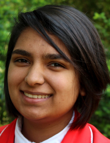 Azrah Mahomed did well with five distinctions.