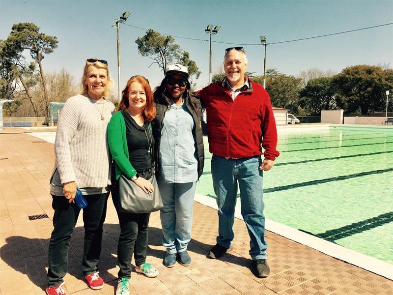 Zoo Lake Swimming Pool Ready To Open On 1 September Following Revamp Rosebank Killarney Gazette