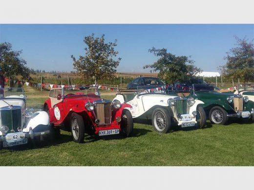 Classic Car Show Day Rosebank Killarney Gazette - Mg car show
