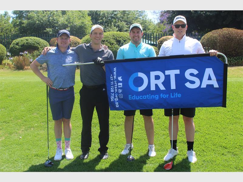 Ort SA hosts successful golf day - Rosebank Killarney Gazette
