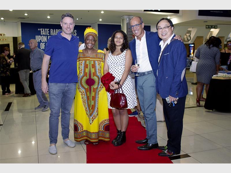 Locals show appreciation for Italian film - Rosebank Killarney Gazette