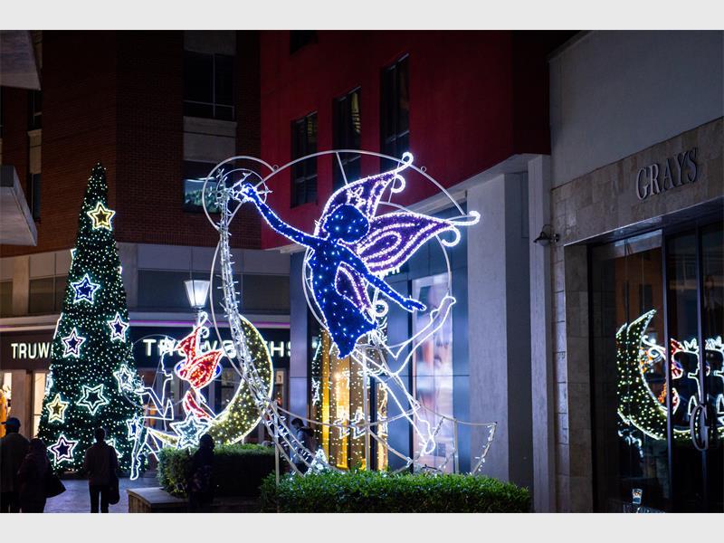 Join the Christmas spirit at Melrose Arch - Rosebank Killarney Gazette