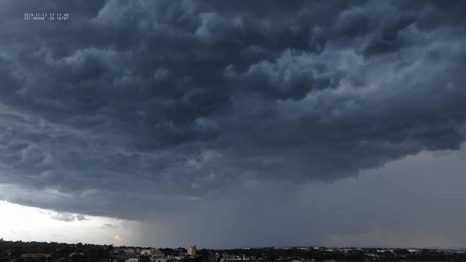 Heavy thunderstorms sweep Joburg - Rosebank Killarney Gazette