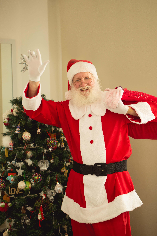 Meet the 'real' Santa