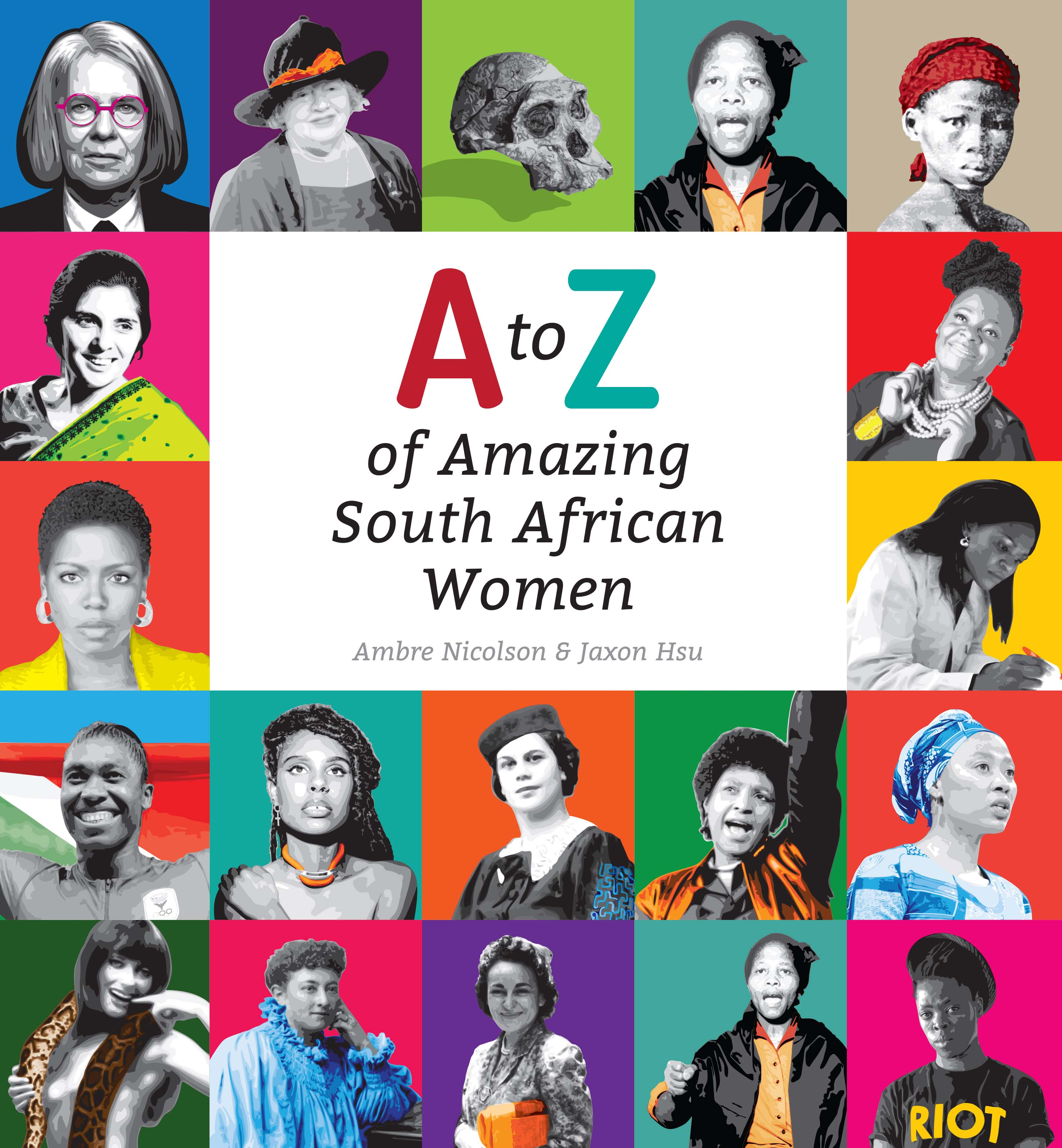 Book celebrating 26 trailblazing women