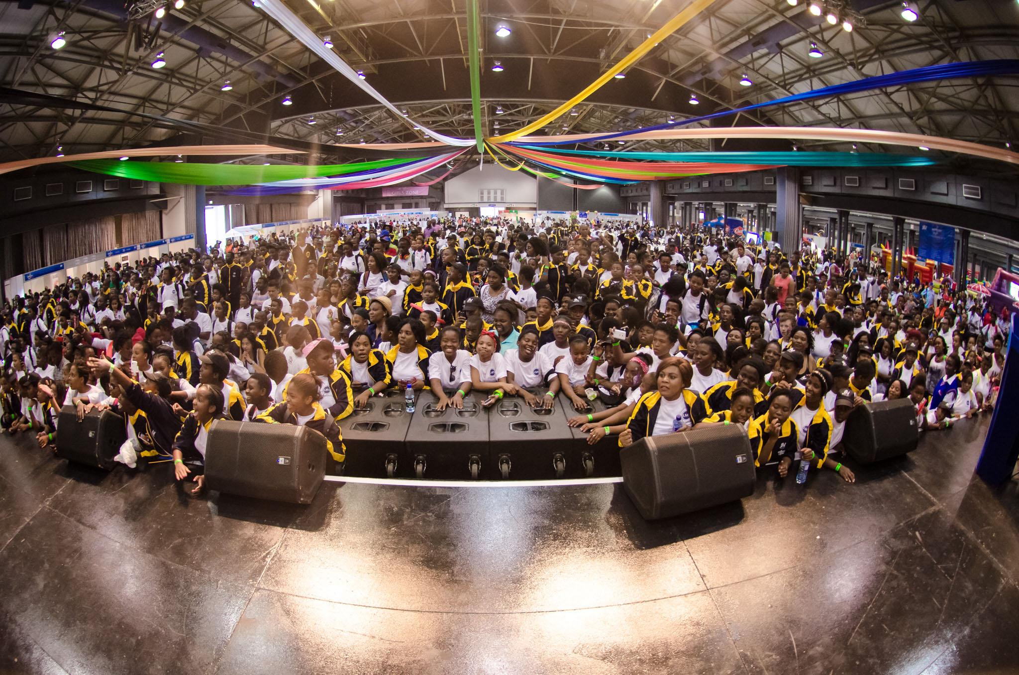 """""""Disney"""" Comes to Durban"""