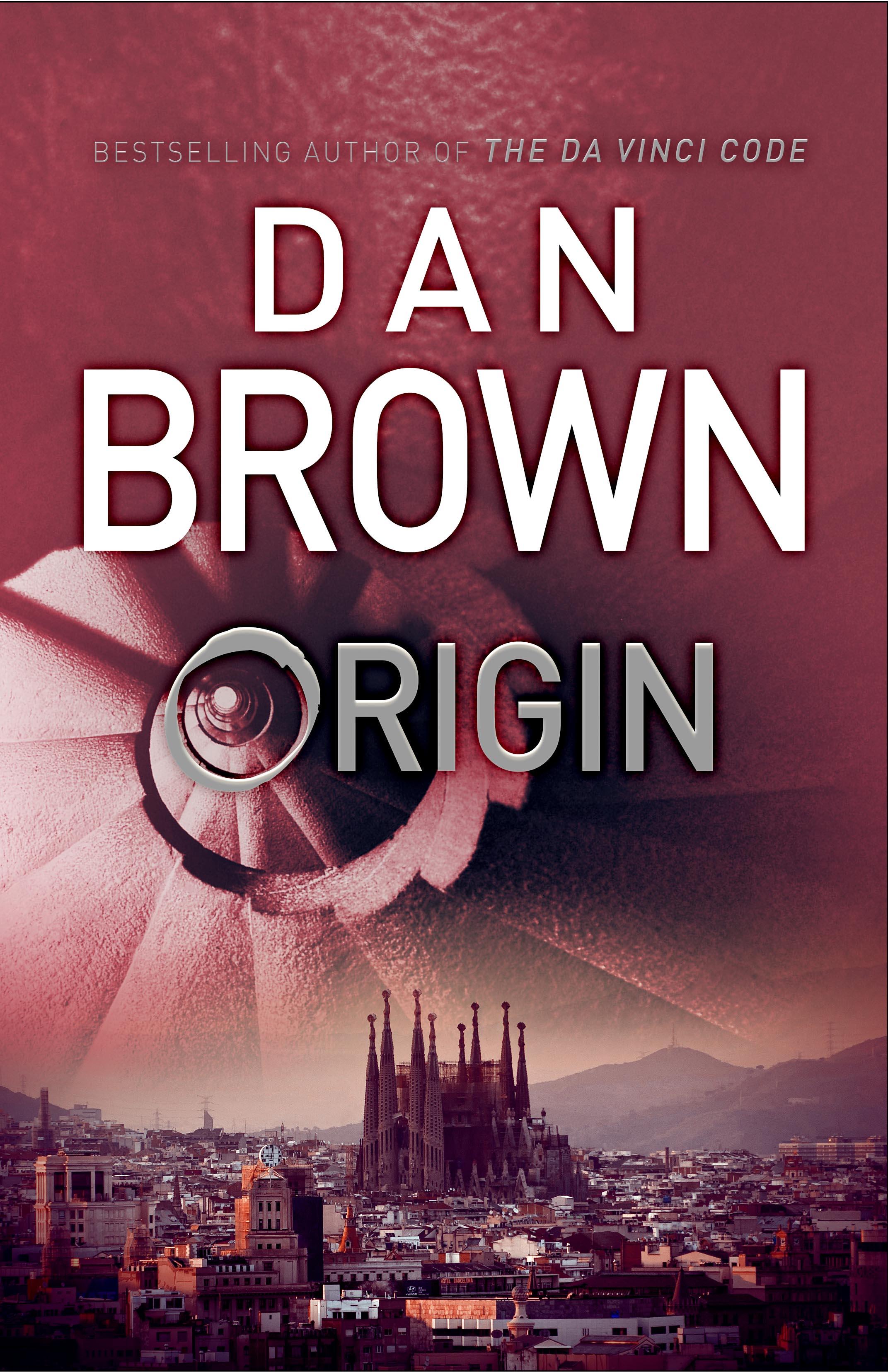 WIN a signed copy of Dan Brown's Origin