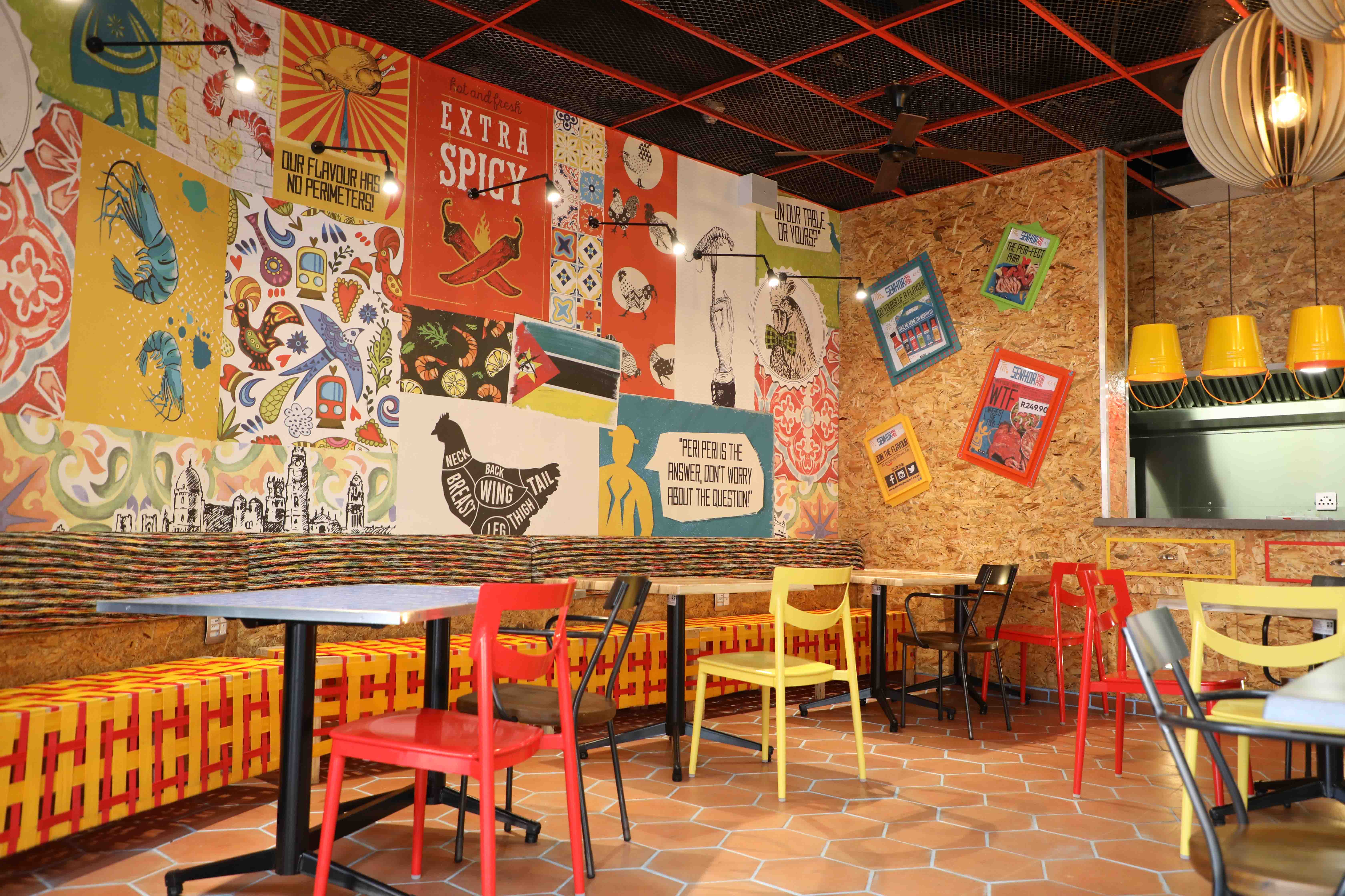 Senhor Peri Peri offers Durbanites its modern twist on Portuguese cuisine