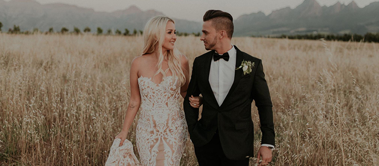<h4>All about the dress</h4><p>Here's a quick guide on how to make sure you find 'the one' that's perfect for you.</p>