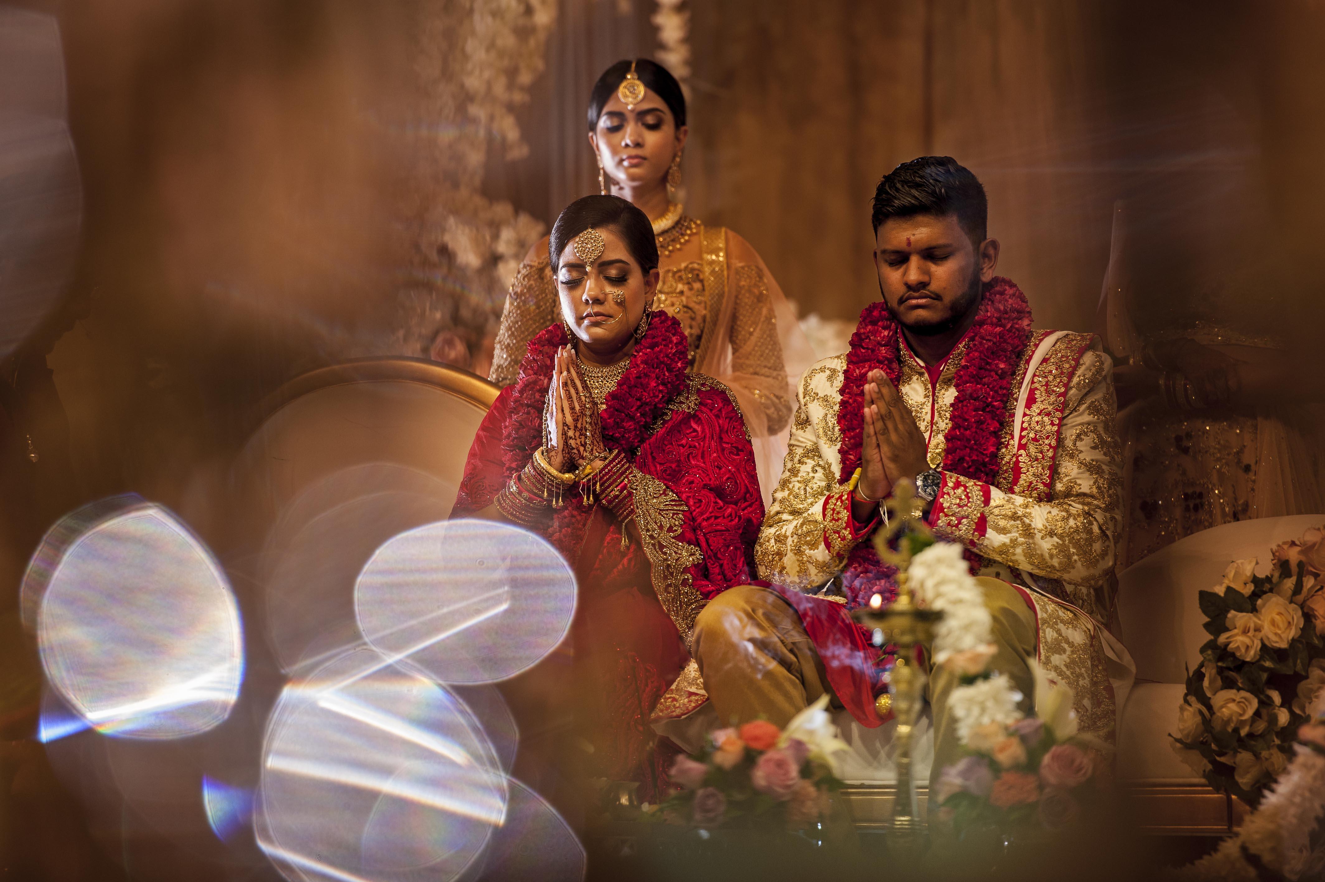 BRIDAL: Ceremonial splendour