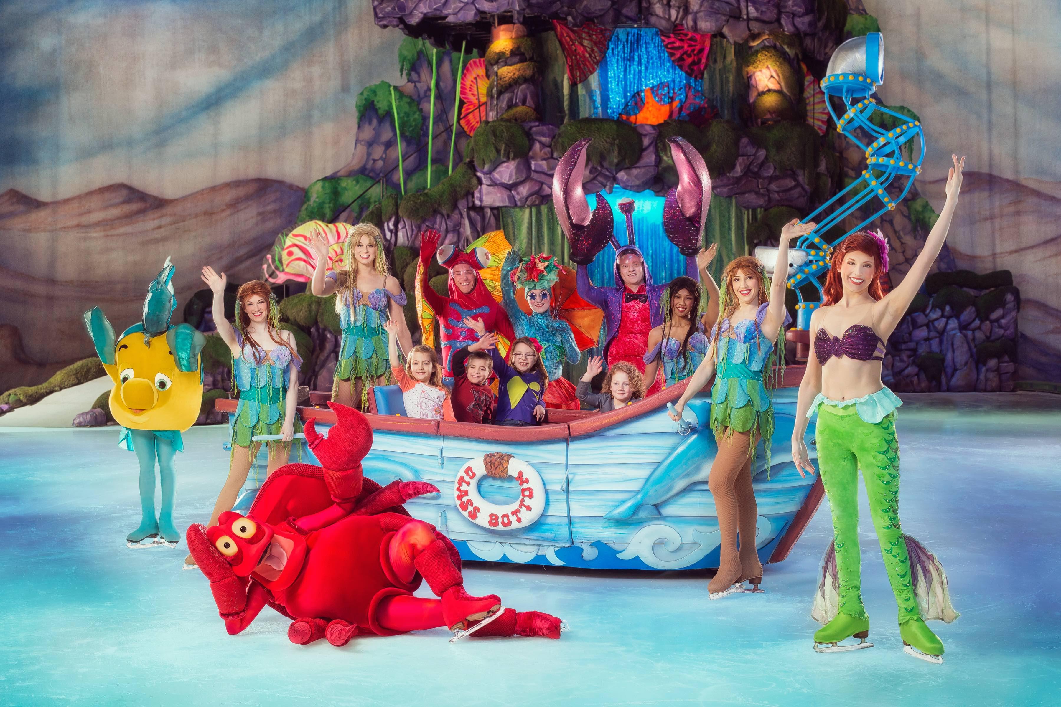 Dream BIG as Disney On Ice sprinkles pixie dust in Durban
