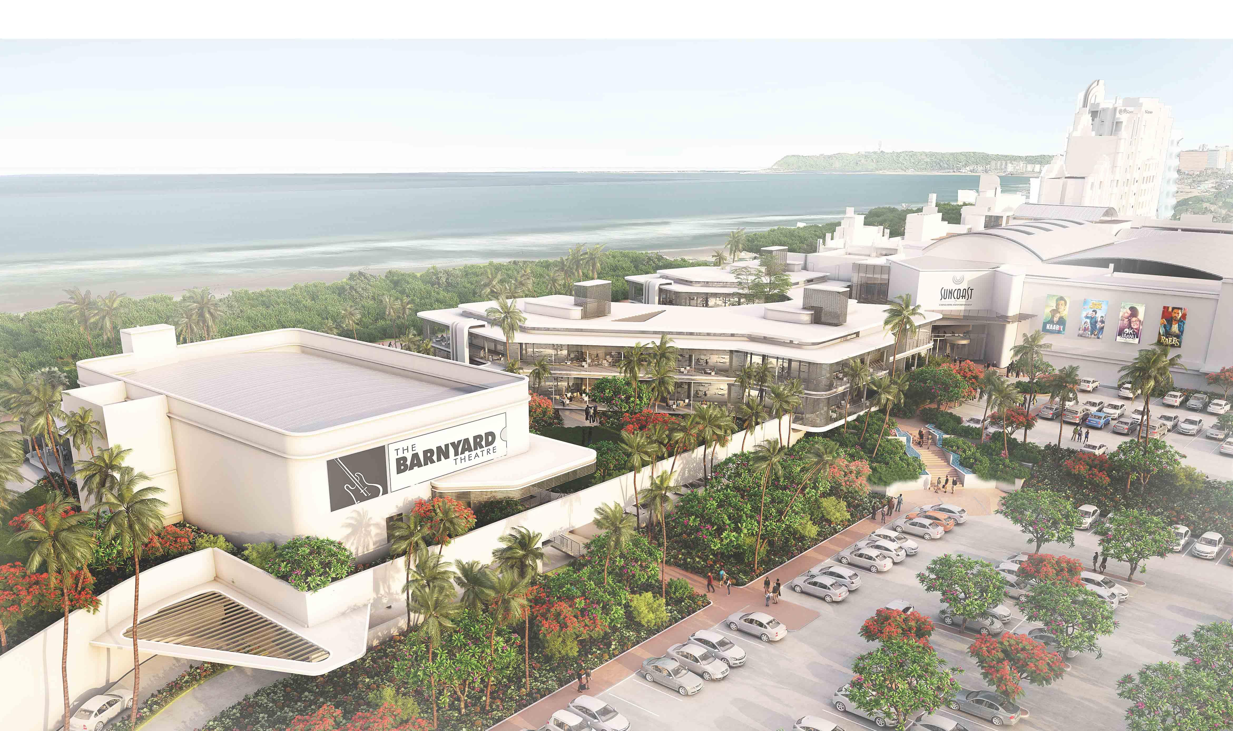 Barnyard returns to Durban at Suncoast