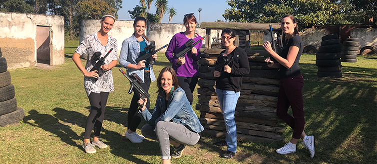 <h4>Extreme adventures for girls</h4><p>Shark cage diving and laser tag shooting are not activities you'd commonly expect to see women, especially moms, doing. But why not? In celebration of women's month, our all-girl team went in search of some extreme adventures.</p>