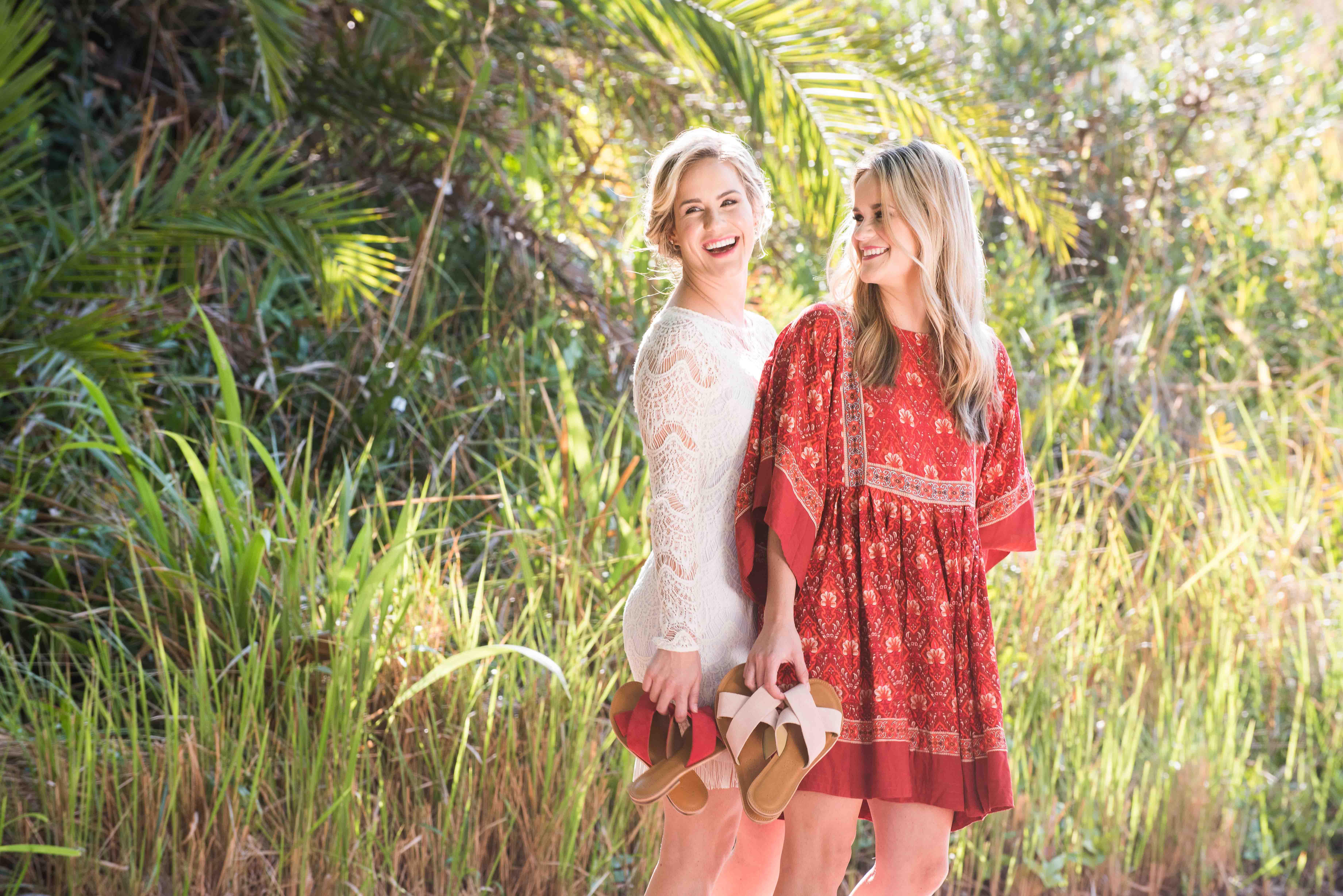 Sweet sisters