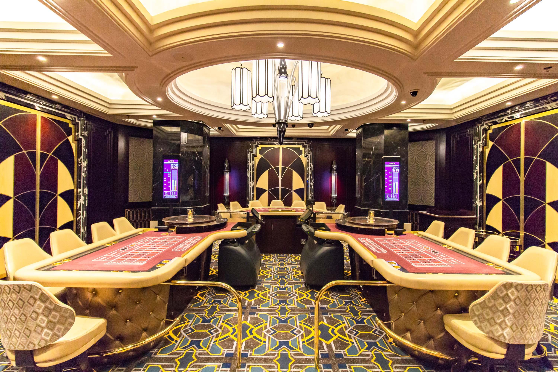 Take an exclusive look inside Suncoast Casino's beautiful new 'art deco' inspired Salon Prive