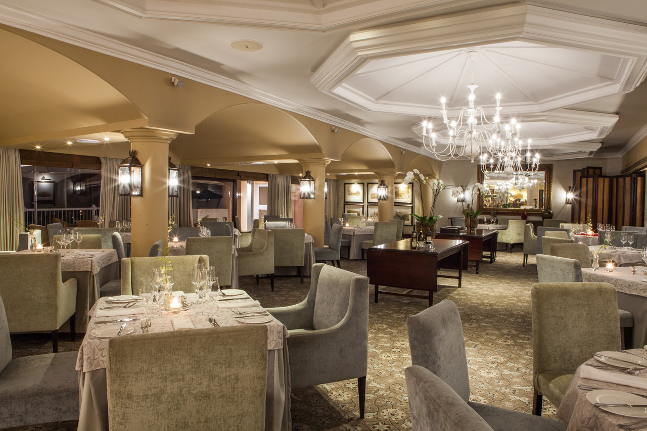Race your way to a dinner for 2 at the luxurious Sugar Club at the Beverly Hills Hotel
