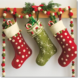 10 dont forget to put up your christmas stockings