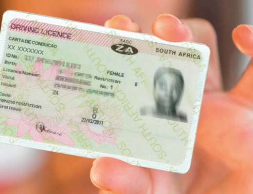 driving license prices in south africa