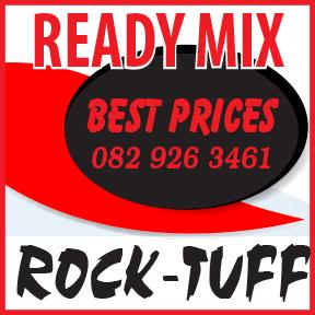 Rock-Tuff Tel: 082 926 3461