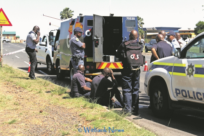 G4s Feels Another Heist Witbank News