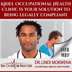 Kriel Occupational Health Centre