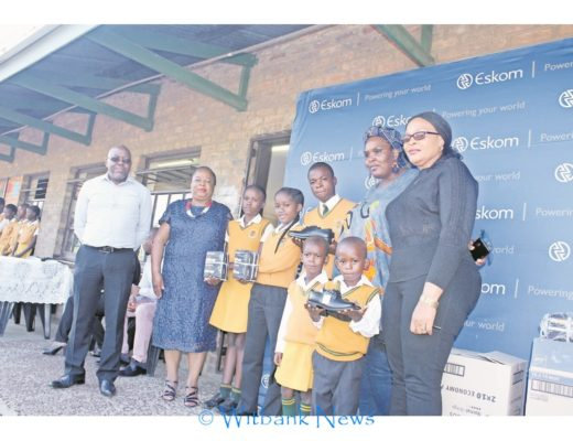Eskom partners with Kgwadisa Security Services for donations