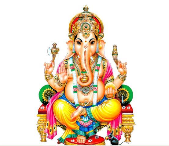 Celebrating Lord Ganesha