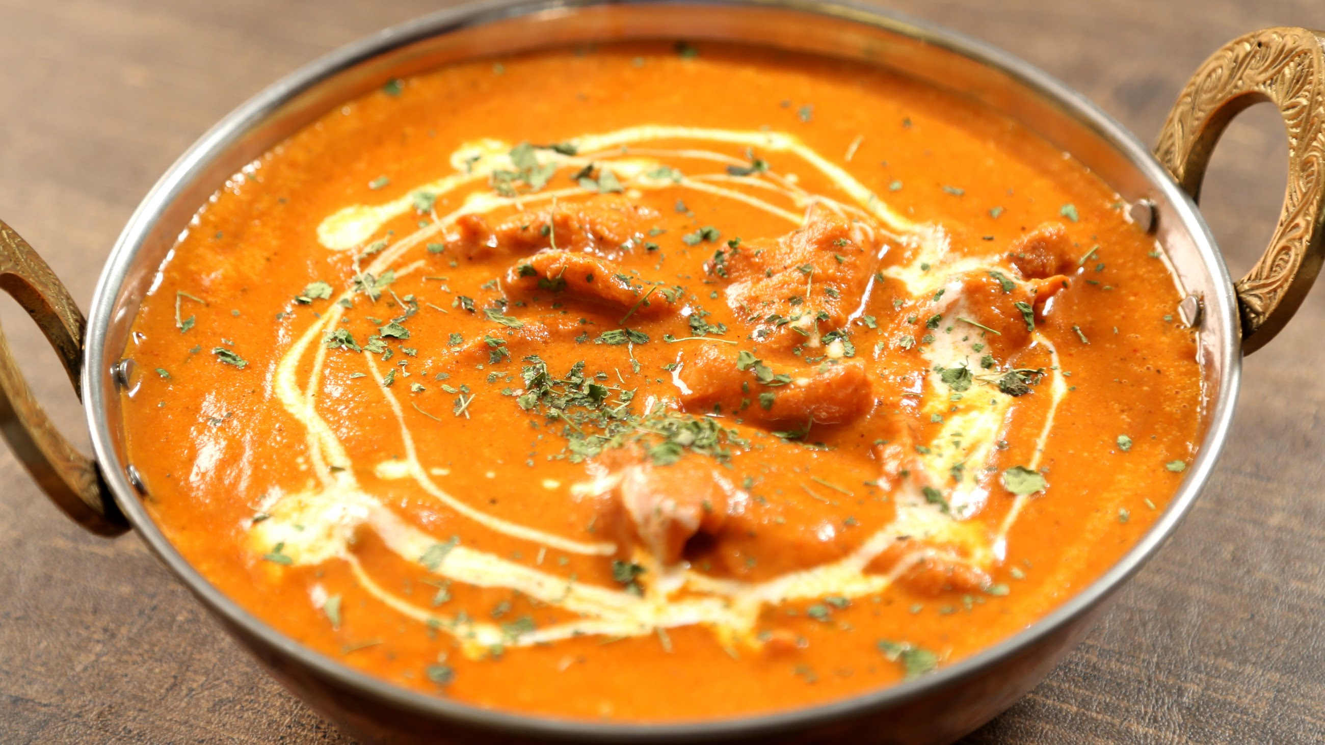 how to cook butter chicken curry