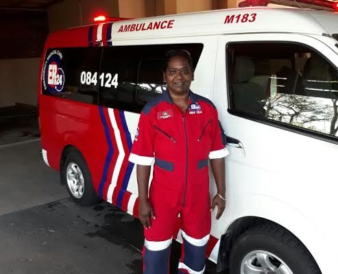 A day in the life of a paramedic | Rising Sun Chatsworth