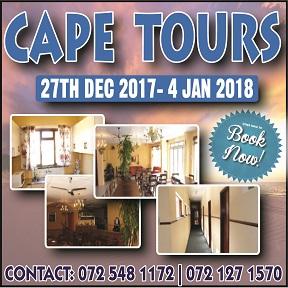 CAPE TOURS