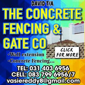 CONCRETE & FENCING 288X288