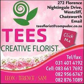 TEES FLORIST