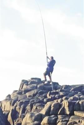 Claude Naidoo was an avid fisherman.