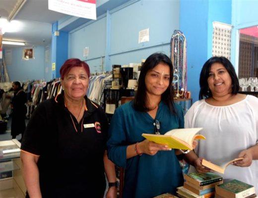 Public urged to donate to Tafta charity shop | Rising Sun