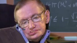 10 Things you may not have known about Stephen Hawking